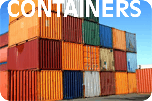 Shipping Containers for hire and for sale