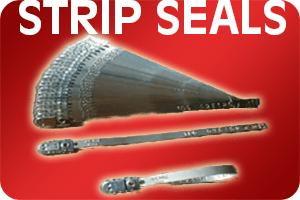 Metallic Container Strip Seals