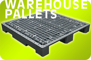 Warehouse Plastic Pallets